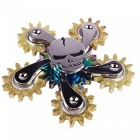 OJADE Five Gears Ghost Hand Spinner Fidget Gyro EDC Toy - Silver