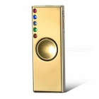 ZHAOYAO USB Rechargeable Windproof Lighter, Hand Spinner - Golden