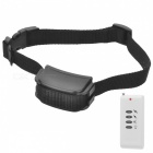 Electronic Bark-Control Dog Collar with RF Wireless Remote Controller (1*23A + 2*AAA)