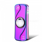 ZHAOYAO Gyro Lighter, Luminous Sde Light, USB Charging - Colorful