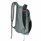 NatureHike Ultra Light Waterproof Folding Backpack for Travel - Grey