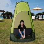 NatureHike Foldable Tilted Clothes Changing Bathing Tent - Dark Green
