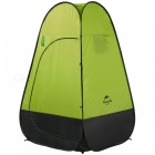 NatureHike Foldable Tilted Clothes Changing Bathing Tent - Grass Green