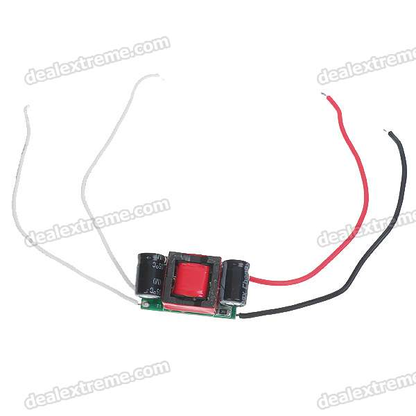 330mA 1W Power Constant Current Source LED Driver (85~265V)
