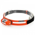 MAOGEAR Coolpad Lightweight Headlight with Warning Light - Orange