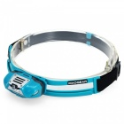 MAOGEAR Coolpad Lightweight Headlight with Warning Light - Blue