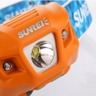 SUNREI Yue Schritt 3 XP-G2 R4 LED Red Wasserdichte Scheinwerfer-orange