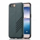 Dual Layer PC TPU Case for OPPO R11 Plus - Navy