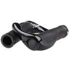 CoolChange gomme guidon banne lot pour bicyclette-Noir