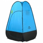NatureHike Foldable Tilted Clothes Changing Bathing Tent - Sky Blue