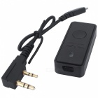 Intercom Adapter for Bluetooth Headset - Black