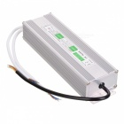 ZHAOYAO DC 12V 12.5A 150W Vattentät IP67 Switching Power Supply