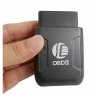 OBD2 GPS Realtime Car Truck Vehicle Tracker - Black