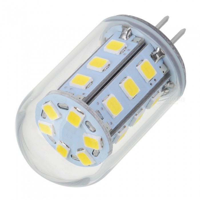 Marsing G4 24-2835 SMD 2W 200lm Cold White Light LED Bulb