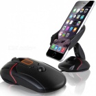 Universal Foldable Mouse Shape Suction Car Phone Mount Holder Stand