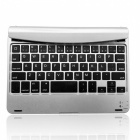 Dayspirit Portable Bluetooth Keyboard for IPAD MINI 1,2,3 - Silver