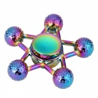 OJADE Five Pointed Star Shape Hand Spinner Finger Toy - Colorful