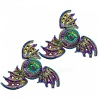 Dayspirit Eagle Eye Shape Stress Relief Hand Spinners (2 PCS)