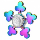 OJADE Flower Pattern Fidget Hand Spinner Finger Toy - Colorful