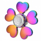 OJADE Love Pattern Fidget Hand Spinner Finger Toy - Colorful