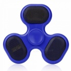 ZHAOYO Wireless Bluetooth Speaker, Hand Spinner - Blue