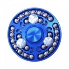 Dayspirit 27-Bead Finger Stress Relief Gyro Spinner Toy - Blue
