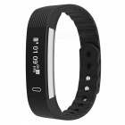 Восточный Micro K Plus Heart Rate Fitness Smart Bracelet - черный