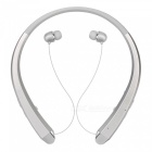 Eastor HBS910 Wireless Bluetooth Sports Neckband Earphone - Silver