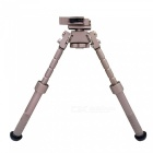 ACCU Professional Tactical Precision Bipod mit Picatinny Mount