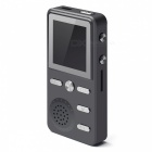 Zinc Alloy Case, HIFI Lossless MP3 Music Player, 8GB Storage, Supports Alarm Clock