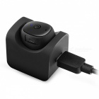 Cwxuan Mini Concealed Bluetooth V4.1 In-Ear Earphone - Black