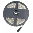 SZFC Waterproof 5m 300-LED 60W Cold White LED Strip Light (DC)