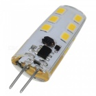 Marsing G4 12-2835 SMD 6W 600lm Cold White Light LED Bulb
