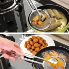 Multi-functional Stainless Steel Colander Oil-Frying Fried Food Clip