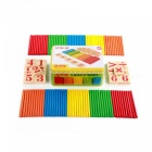 Wooden Colorful Baby Early Childhood Learning Arithmetic Toy