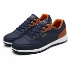 2865 Men's Breathable Casual Running Shoes - Blue (#44)