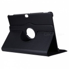 Dayspirit 360' Rotating Leather Case for Huawei MediaPad M2 - Black