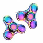 Dayspirit Tri-Ball Finger Spinner Toy EDC Hand Spinners (2PCS)
