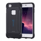 FULLBELL Anti-scratch Hard PC Soft Silicone Case for IPHONE 7 - Black