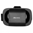 Mini Smile Universal VR Virtual Reality 3D VR BOX, 3D Glasögon - Svart