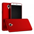 Buy Naxtop PC Hard Protective Back Case OnePlus 3T, 3 - Red
