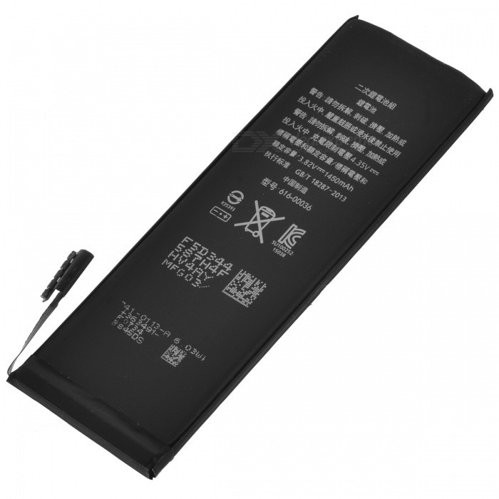 BTY Replace 1450mAh Lithium Ion Battery for IPHONE 5 ...