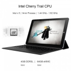 CHUWI Hi10 Plus Windows 10, Android 5.1 Dual Boot -tabletti, EU-pistoke
