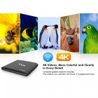 V5X S905X Quad-Core Smart TV Box with 1GB RAM, 8GB ROM (US Plugs)