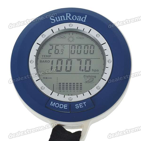 What is a fishing barometer for Barometer and fishing
