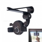 PE-Z01 360 Degrees Rotating Car Sun Visor Bracket for Mobile Phone