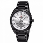 Luxury Fashion Men's Watch with Date Clock Display, Stainless Steel Case, Water Resistant 30m