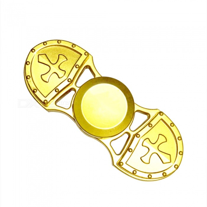 Dayspirit Finger Fidget Toy EDC Hand Spinner - Golden