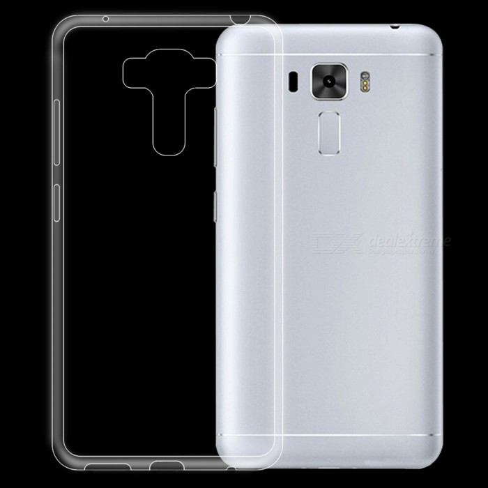 Dayspirit Ultra-thin TPU Back Case for Asus ZenFone 3 Laser (ZC551KL)