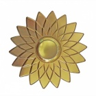 Dayspirit Lotus Shape Fidget Releasing Hand Spinner - Golden